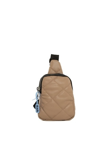 Bagmori Messenger / Askılı Çanta Vizon
